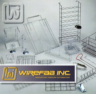 Welded wire products by WireFab Inc